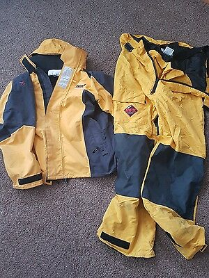 Musto Coastal /Offshore Sailing(Mens) Jacket XL AND Salopette Xl