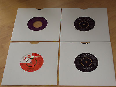 VARIOUS -  4 SOUL/NORTHERN SOUL 45rpm LOT - SAM COOKE, MAJOR LANCE+WADE FLEMONS