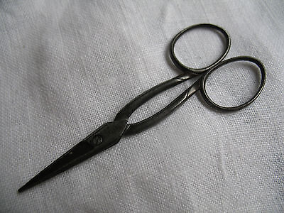 ANTIQUE WEISS SCISSORS SURGICAL MEDICAL INSTRUMENT c.1836