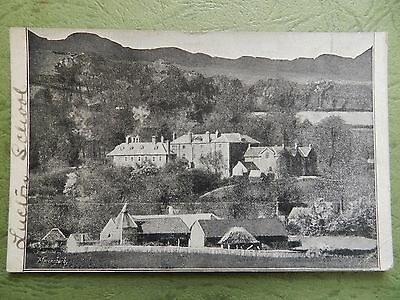Old Postcard - Lucton School , Leominster