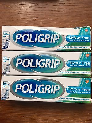 Polygrip Flavour Free