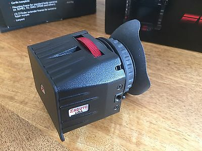 Zacuto Z-Finder Pro 2.5X Viewfinder GH3 GH4
