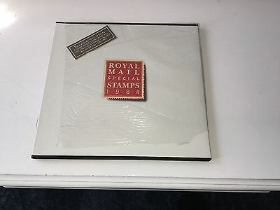 Royal Mail Special Stamps 1984 Yearbook Unopened