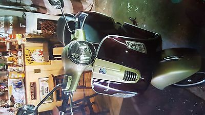 Vespa gt 125 immaculate condition!!!