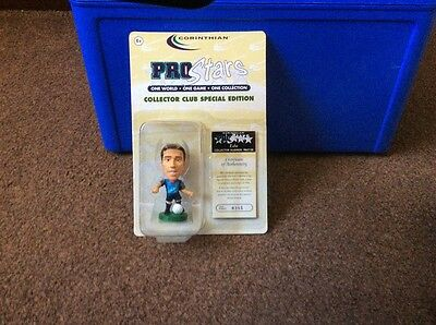 Corinthian Prostars Edu Arsenal   Collector Club Special Edition