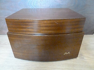 Incredibly Well Preserved - Pye Black Box Wooden Case, Screws and Fixings