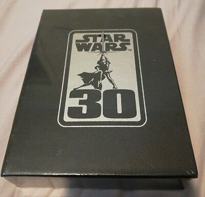 Limited edition Cartamundi star wars A New Hope 30th Anniversary cards