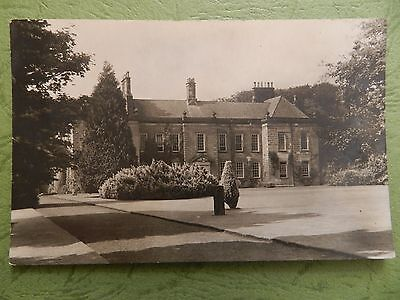 Old Real Photo Postcard - Wallington From The East , Northumberland