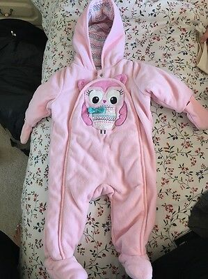 Baby 3-6 Months Outdoor Suit