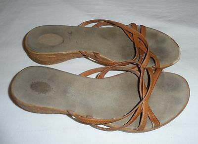 CIABATTINE DONNA USATISSIME-N°40- Well Worn Slippers Lady