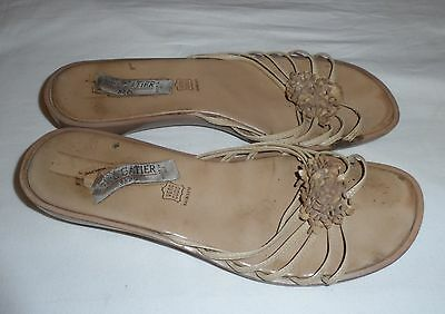 CIABATTINE DONNA USATISSIME-N°41- Well Worn Slippers Lady