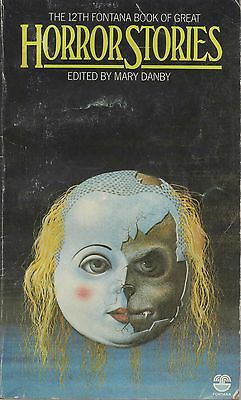 The 12th Fontana Book of Great Horror Stories ed. by Mary Danby (1979 Paperback)