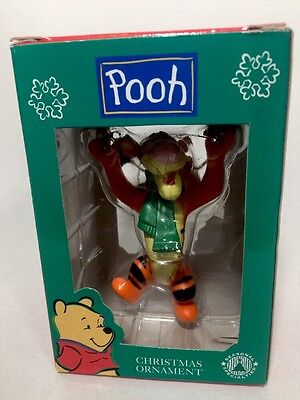 From Pooh And Friends We Offer Tigger Christmas Ornament In A Box