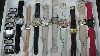 TRADE ONLY JOB LOT OF 10 X  MIXED PROTOTYPE  WATCHES 100% gen //