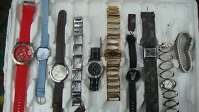 TRADE ONLY JOB LOT OF 10 X  MIXED PROTOTYPE  WATCHES 100% gen /////
