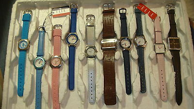 Trade Only Job Lot Of 10 X New  Mixed  Elle Watches 100% Gen.