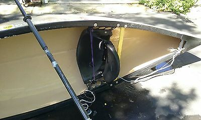 Canoe, Pack Model, LOCAL PICK UP ONLY Fishing  camping  12'