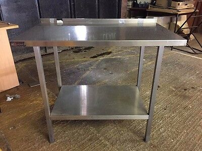 Catering Prep table Stainless Steel
