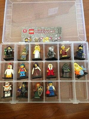 Lego Minifigures Series 9. Complete Set. 100% Genuine
