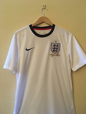 England Football Shirt SIZE M