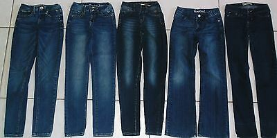 Girl's  Size 10 Slim Justice Gymboree  Abercrombie Jeggings & Jeans Lot In Euc!