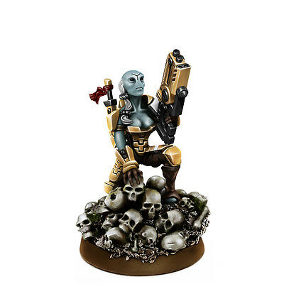 "Tau - Greater Good Kais'la ""The Gamer"" - WE - NEW"