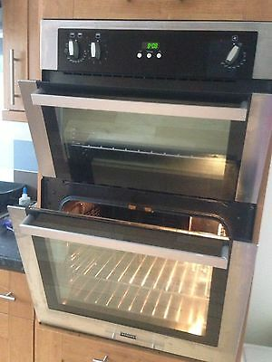 Stoves SEB900FPS Electric Double Oven - Stainless Steel - Used