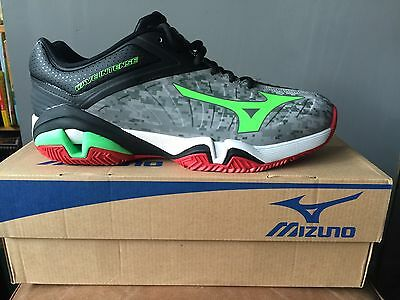 Mizuno Wave Intense Tour 2 Cc Size 10 Tennis Shoes Trainers