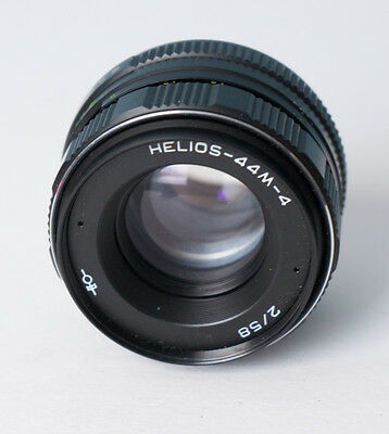 Helios 44-4m F2 M42 Thread Prime Lens SLR/DSLR Camera