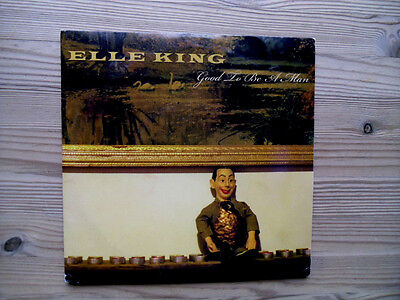 """ELLE KING- Good To Be a Man/No One Can Save You RARE 7"""" Vinyl Near Mint"""