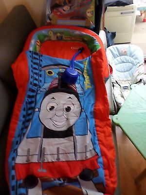 thomas the tank ready bed complete with pump