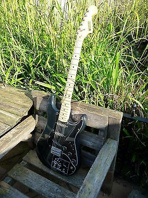 1980s Yasuki Stratocaster with onboard effects in good nick