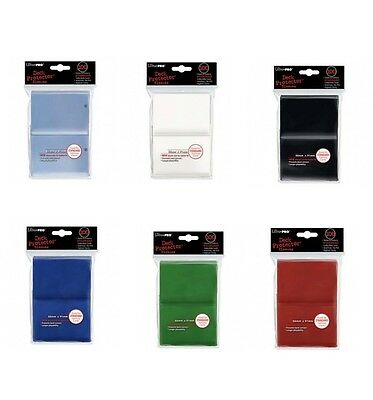 Ultra Pro 100 Standard Size Solid Card Sleeves Deck Protectors