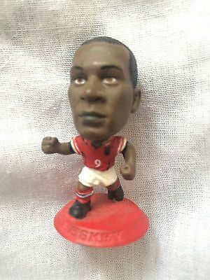 EMILE HESKEY CORINTHIAN MICROSTAR RED BASE England Football Club