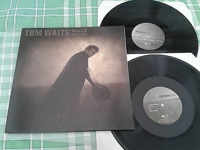 Tom Waits - Mule Variations Europe 2Lp Anti Epitaph Records 1999 G/f 1St Press