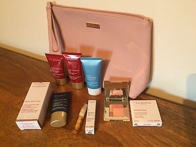 Clarins Skincare & Beauty set