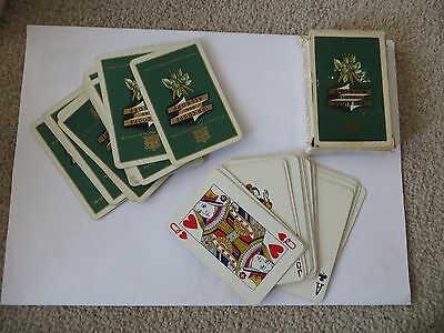 Ind Coope And Allsop Vintage Pack Of 52 Playing Cards  + 2 Jokers Waddingtons