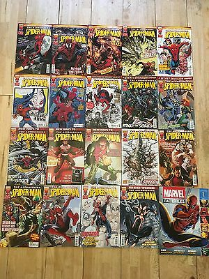 19 x Marvel Collectors Edition Comics The Astonishing Spider-Man  From 2010/2012