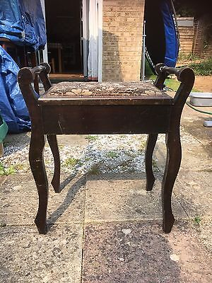 Antique/retro Piano Stool