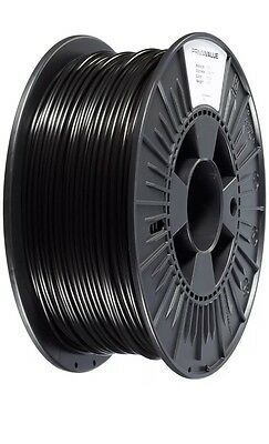 PrimaValue PLA Filament - 2.85mm - 1 kg spool - Black