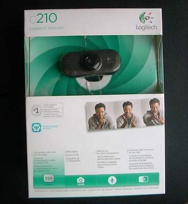 WebCam LOGITECH C210 Nuova !!! Imballo originale Entra !!