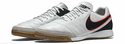 Mens Nike Leather Tiempo Mystic V Ic Indoor Soccer Shoes  Size Uk/9 Eu/44