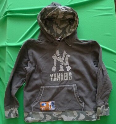 Major League Baseball by Sport Ax Pullover mit Kapuze New York Yankees Gr. 140