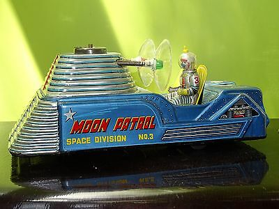 Nomura Moon Patrol With Pilot Space Division #3 (1955 - Japan)