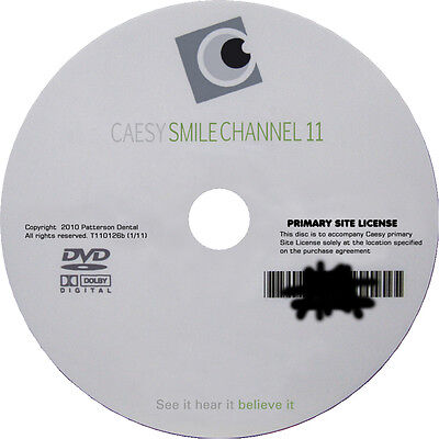 Caesy 11  &  Smile Channel 11 Dvds