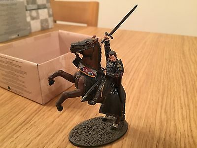 Aragorn on Horse - Eaglemoss Lord of the Rings Chess Set Special Statue 9763/AAC