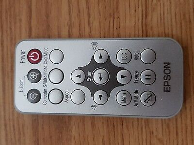 Epson elpst11 Projector Remote