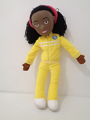 "Balamory - Large 18"" Josie Jump Soft Toy Doll (Plastic Head) - Bendy Arms/legs"
