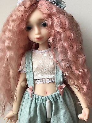 BJD doll   Khôl from Dust of dolls. Fulset.The color is normal.
