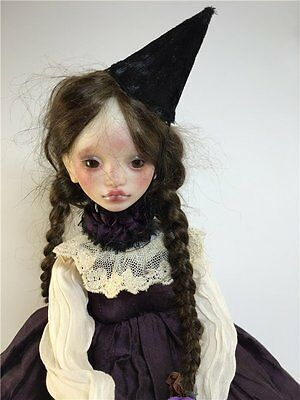 BJD doll OOAK Clown from Irina Codrescu